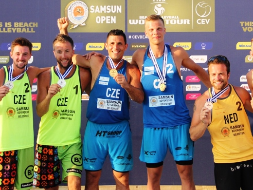 Capolavoro Dzavoronok: oro a Samsun nel Beach Volley