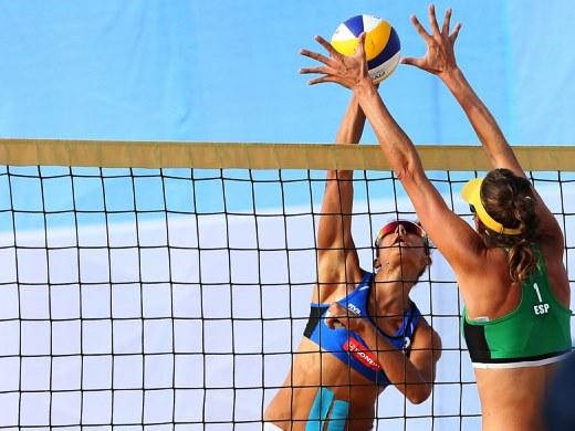 Beach volley: Traballi in azzurro per la tappa di Gstaad