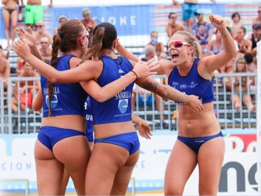 Saugella Monza in semifinale a Lignano Sabbiadoro