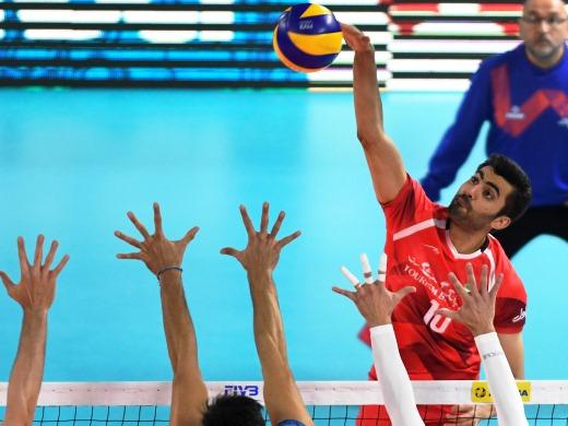 Amir Ghafour è un giocatore della Vero Volley Monza