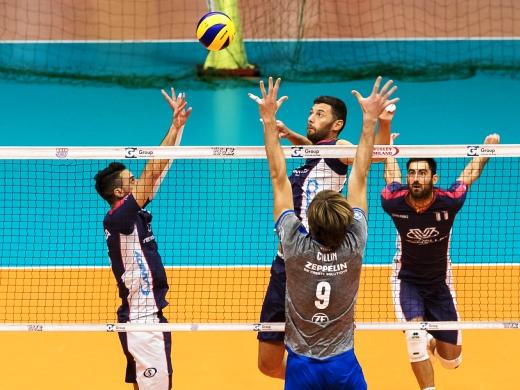 Incontra il tuo Campione a fine match: col Vero Volley Club puoi!