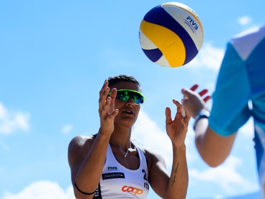Beach volley: Gaia Traballi convocata per un collegiale