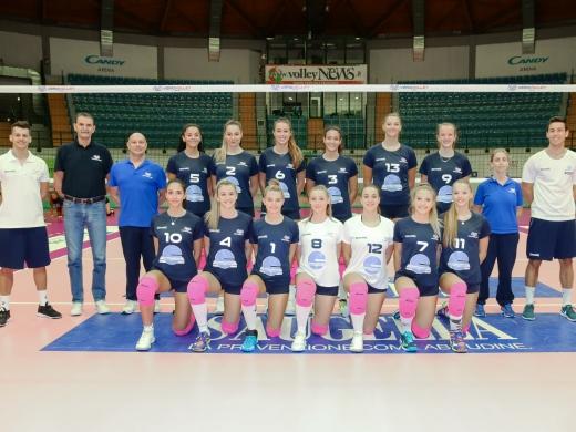 Serie CF: Vero Volley Publyteam impegnata a Gorle