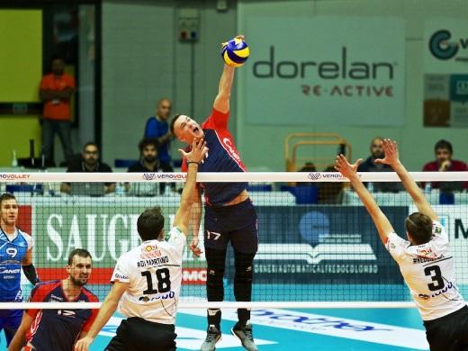La Vero Volley Monza ospita Modena nel sold-out della Candy Arena