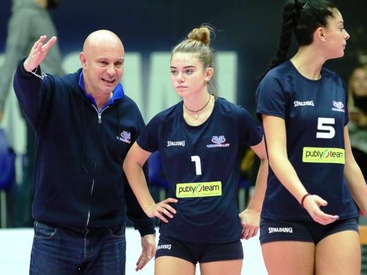 Serie CF: la Vero Volley Publyteam Monza a Cislago