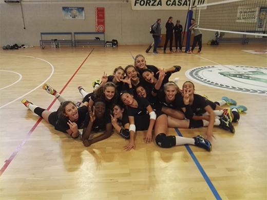 Settore giovanile Vero Volley, ancora un week end di vittorie