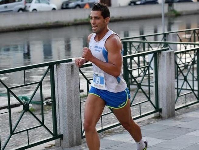 Andrea Cauteruccio alla Maratona di New York