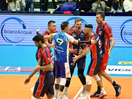 Vero Volley Monza – Vibo Valentia: le iniziative della partita