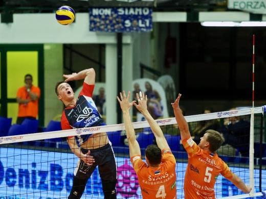La Vero Volley Monza batte Parnu e vola agli ottavi di Challenge Cup!