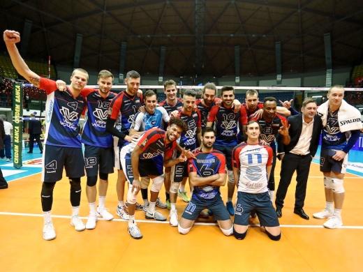 La Vero Volley Monza vince l'ultima gara del 2018: superata Latina 3-1