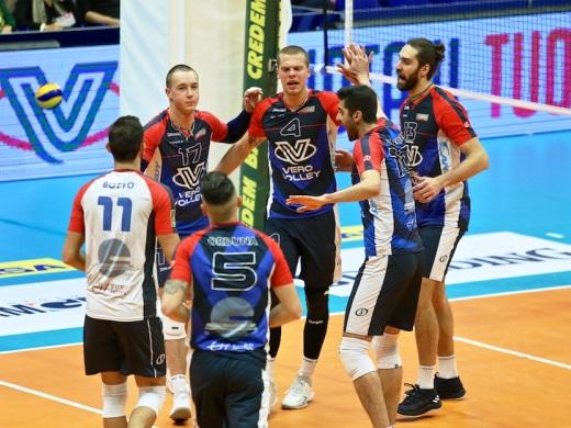 La Vero Volley Monza affronta la Consar a Ravenna