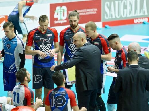 La Vero Volley Monza si prepara alla gara contro Ravenna