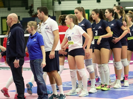 Serie CF: Vero Volley Publyteam in campo nel Bonus Winter