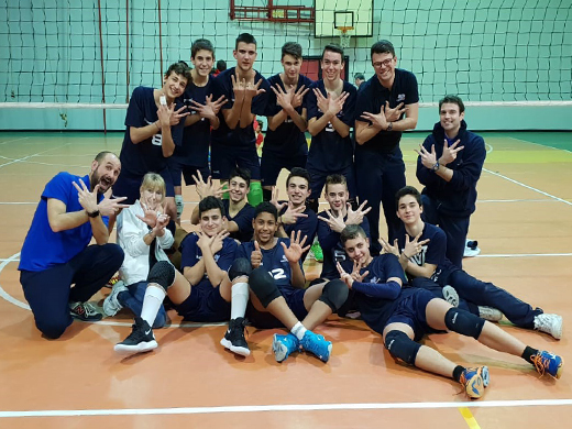 Boy League 2019: continua la cavalcata dell'Under 14 Vero Volley