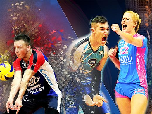 Challenge Cup: gli orari delle finali di Vero Volley e Saugella Monza