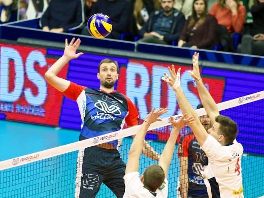 La Vero Volley Monza blinda Viktor Yosifov per un'altra stagione