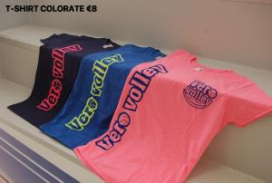 t-shirt colorate