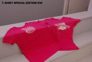 t-shirt special edition