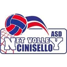net volley cinisello logo