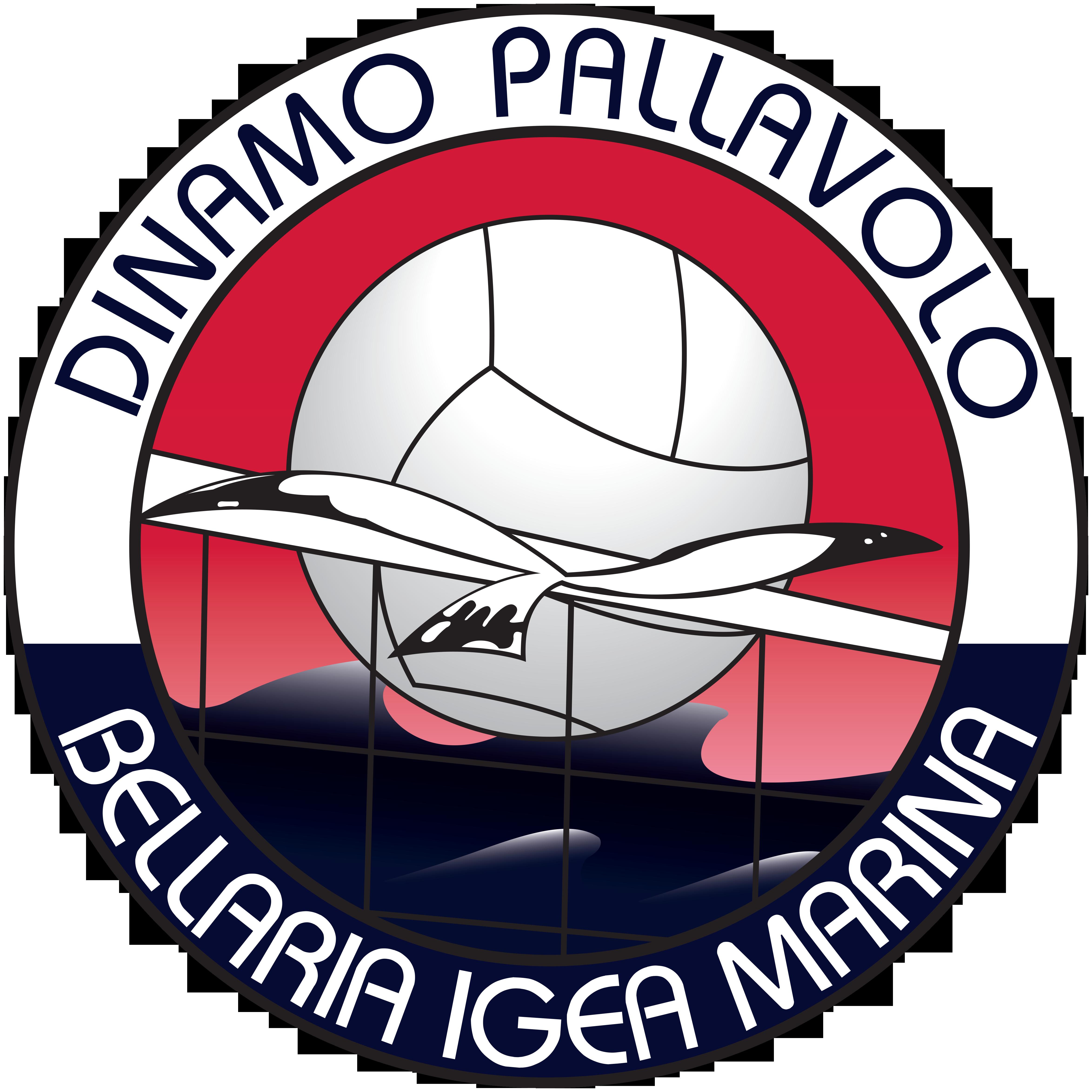 Logo Dinamo Pallavolo (OK) VETT